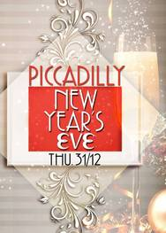 New Year's Eve στο Piccadilly