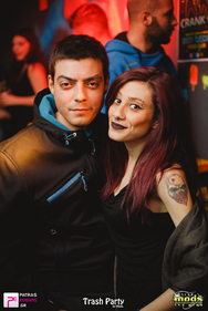 Trash Party at Mods Club 30-12-15 Part 2/2
