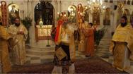 Αχαΐα: Ο Επίσκοπος Κερνίτσης στα Βραχνέικα για τη γιορτή της Πρωτοχρονιάς (pics)