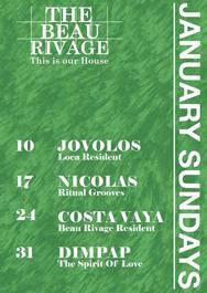 January Sundays στο Beau Rivage