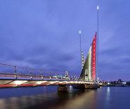 'Twin Sails': Μια μοναδική γέφυρα στην Αγγλία (pics+video)