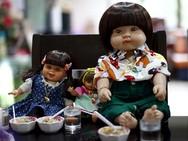 Thai Smile Airways: Η αεροπορική εταιρεία που θα εξυπηρετεί πλέον και... κούκλες (pics)
