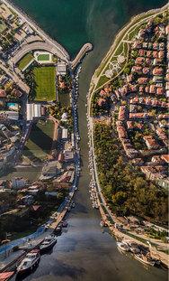 Η Κωνσταντινούπολη από ψηλά μοιάζει με ψηφιδωτό (pics)