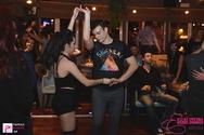 Κοπή πίτας Salsa Eterna στο Θεατράκι Cafe 05-02-16 Part 2/3