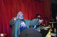 Βέβηλος - Παρουσίαση δίσκου στο Ghetto 13-02-16 Part 1/2