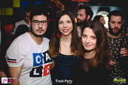 Trash Party at Mods Club 17-02-16 Part 1/2