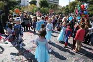 Πάτρα: Με πολλές δράσεις συνεχίζεται και σήμερα η Καρναβαλούπολη στην πλατεία Υψ. Αλωνίων