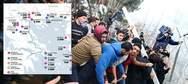 27.000 πρόσφυγες είναι εγκλωβισμένοι στην Ελλάδα