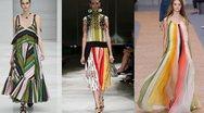 Οι τάσεις της μόδας για την άνοιξη και το καλοκαίρι