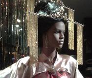 Μία Κινέζα Αυτοκράτειρα στο Natassa Lingerie... Εσείς την είδατε; (pics)