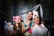Bathroom Party στην ΓΙΑΦΚΑ 02-03-16 Part 1/3