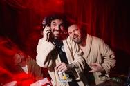 Bathroom Party στην ΓΙΑΦΚΑ 02-03-16 Part 3/3