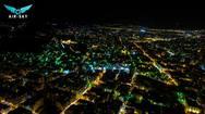 Τη νύχτα, η Πάτρα από ψηλά, είναι μαγική και έχει γοητεία (pics)