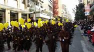 Πάτρα: Χιλιάδες μικροί καρναβαλιστές ξεχύθηκαν στο κέντρο της πόλης - Δείτε φωτογραφίες