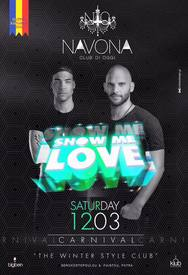 Show me love at Navona Club di Oggi
