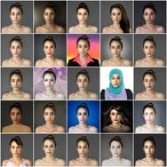 Τα πρότυπα ομορφιάς στον κόσμο με τη βοήθεια του photoshop (pics)