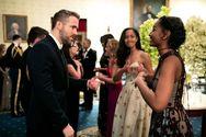 Όταν είσαι η κόρη του Ομπάμα και συναντάς τον ηθοποιό Ράιαν Ρέινολντς (pics)