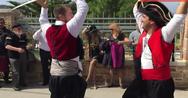 Απόκριες στη Χίο - Η ''Μόστρα  των Θυμιανών και ο χορός Ταλίμι'' (video)