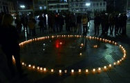 Πάτρα: Μια υπέροχη βραδιά, μόνο με κεριά και μια φλόγα για την «Ώρα της γης»!