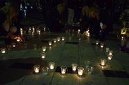 Υπό το φως των αστεριών και των κεριών οι Πατρινοί έστειλαν το δικό τους μήνυμα!