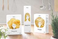 Εταιρεία δημιούργησε έξυπνες συσκευασίες ζυμαρικών (pics)