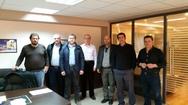 Πάτρα: Συνάντηση του Δ.Σ. του ΣΕΒΙΠΑ με τον βουλευτή Ανδρέα Ριζούλη
