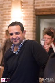 O σεφ Ανδρέας Λαγός στο ξενοδοχείο «Βυζαντινό» 24-03-16