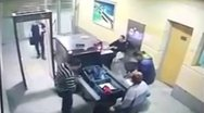 Αεροπειρατεία Κύπρου: Δείτε τον δράστη να περνάει από τον έλεγχο (video)