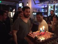 Τα γενέθλια του Πατρινού επιχειρηματία Κωνσταντίνου Ρουμελιώτη!