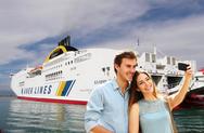 Αnek Lines - Bρες το πλοίο, βγάλε selfie, στείλε selfie και έφυγες για... Βενετία!