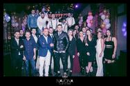 Λαμπερές παρουσίες και εορταστικό κλίμα στα γενέθλια του Navona Club Di Oggi! (φωτο)