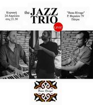 Jazz Trio Live at Beau Rivage
