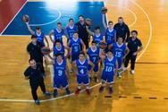 Γιορτή του μπάσκετ στην Κάτω Αχαΐα στο φινάλε του Πρωταθλήματος Παίδων της ΕΣΚΑ-Η
