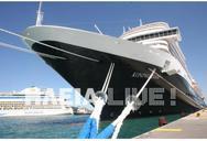 Κατάκολο: Αφίχθη ο 'Βασιλιάς' - Το κρουαζιερόπλοιο Konigsdam στο παρθενικό του ταξίδι!