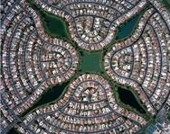 Μοναδικές αεροφωτογραφίες με κτήρια χτισμένα σε απόλυτη συμμετρία