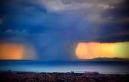 Timelapse βίντεο από καταιγίδα που 'σκεπάζει' την Πάτρα!
