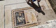 Ένα αρχαιοελληνικό ψηφιδωτό βρέθηκε στην Τουρκία!