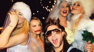 Κέιτ Χάντσον: Το τρελό πάρτι γενεθλίων της με θέμα «καυτές νύφες» (pics)