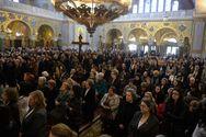 Πάτρα: Με πλήθος πιστών στις εκκλησίες ξεκίνησε η Μεγάλη Εβδομάδα
