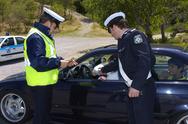Αχαΐα: Αυξημένα τα μέτρα ασφαλείας της τροχαίας