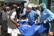 Τραγωδία στο Αφγανιστάν - Bυτιοφόρο συγκρούστηκε με 2 λεωφορεία (pics)