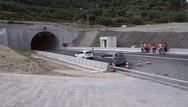 Αχαΐα: Ολοκληρώθηκε η κατασκευή των σηράγγων της Ακράτας/Αιγείρας (video)