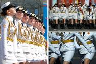Ο γυναικείος στρατός του Βλάντιμιρ Πούτιν και οι μίνι φούστες του (pics+video)
