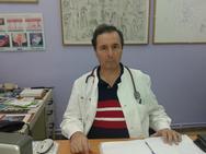 Ο Διευθυντής του ΚΥ Καλαβρύτων Δρ Ν. Ραζής στην Εξεταστική Επιτροπής Απόδοσης Τίτλου Ειδικότητας