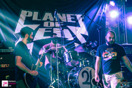 Planet Of Zeus Live στην Αίθουσα Αίγλη 14-05-16 Part 2/3