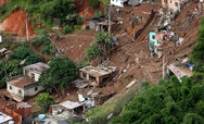 Σρι Λάνκα: Φονικές κατολισθήσεις με τουλάχιστον 150 νεκρούς