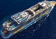 Μια ξενάγηση στο μεγαλύτερο κρουαζιερόπλοιο του κόσμου (pics+video)