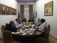 Πάτρα: Συνάντηση εργασίας με τον Πρόεδρο του EfVET στα γραφεία του ΣΕΒΠΔΕ