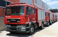 Πάτρα: «Ανοίγει» ο δρόμος για προμήθεια νέων πυροσβεστικών οχημάτων ύψους 7 εκατ. ευρώ
