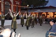 Πάτρα: Με επιτυχία η χορευτική εκδήλωση στον προαύλιο χώρο του Ι.Ν. Αγίου Γερασίμου (pics)